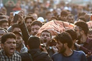 Kashmir violence: Constable suspended after youth succumbs to firearm...