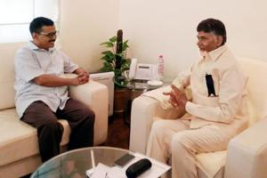 Andhra CMChandrababu Naidu says BJPwants allies that it can control