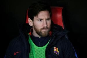 Lionel Messi, Sergio Busquets set for Barcelona return against AS Roma