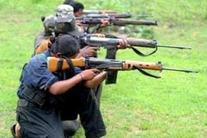 Security forces kill five Maoists in Jharkhand's Latehar