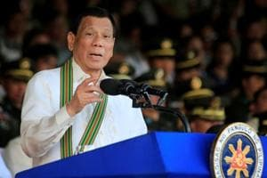 I really kill people, dreaming if you think you can jail me: Duterte
