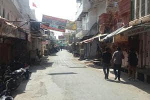 Tension in Pushkar, Gandhi statue vandalised in Nathdwara