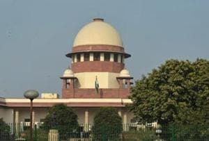 The Supreme Court questioned the government about the protests and 'dharnas' by the traders against the ongoing sealing drive.