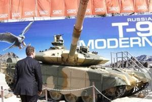 DefExpo 2018: Fewer foreign exhibitors; China hasn't responded to...