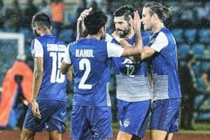 Bengaluru FC are now on six points after two matches.