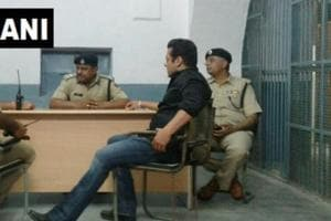 In pics: Salman Khan inside Jodhpur Central Jail