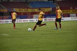 East Bengal will play Aizawl in the quarters of the Super Cup.