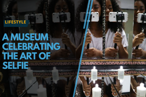 A museum in celebration of self-portraits opened in Los Angeles on...