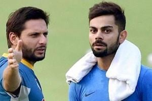 Virat minced no words when it came to replying on the comments made by...
