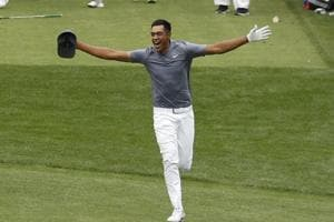Augusta Masters: Hole-in-one celebration results in dislocated ankle,...