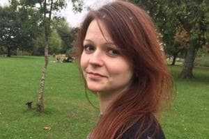 Russian ex-spy's daughter who was poisoned says attack 'disorienting'...