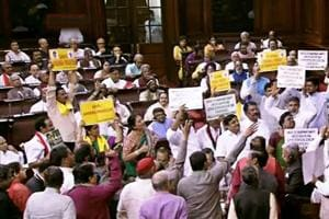 Parliament logjam: Shiv Sena MPs not to forego salary, RLSP says...