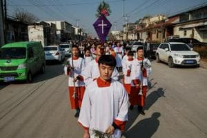 Photos: Catholics in China skeptical of possible Vatican accord