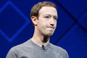 It's my mistake. Give me another chance: Mark Zuckerberg on data...