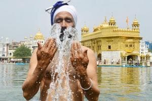Photos: Celebration of faith at the Golden Temple
