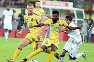 Kerala Blasters FC will be determined to avoid a slip-up against NEROCA, who finished second in the I-League.