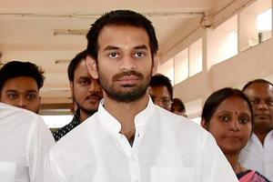 Tej Pratap's marriage will be the first big wedding in Lalu's family since 2014.