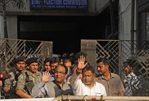 Candidates stopped from filing nomination for West Bengal rural...
