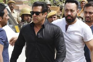 Actor Salman Khan was convicted in the 20-year-old blackbuck poaching...