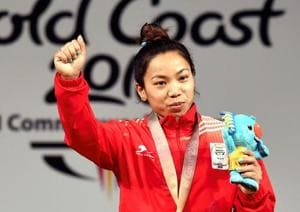 With a record shattering performance India's Mirabai Chanu bagged the...