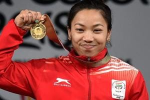 India opened its medal account on day one of the 2018 Commonwealth...