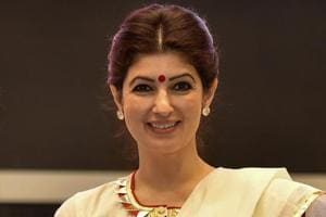 Time to add Twinkle Khanna's cream kurta-palazzo set to your summer...
