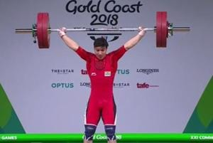 Deepak Lather became the youngest male weightlifter to win a Commonwealth Games medal when he won India's fourth medal - a bronze - at the 2018 Commonwealth Games at Gold Coast on Friday.
