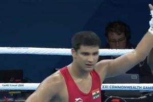 2018 Commonwealth Games: Indian boxer Naman Tanwar eases into...