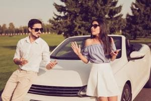 Only 37% Indian husbands trust their wives when it comes to driving,...