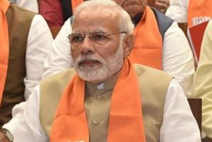 On BJP's Foundation Day, PM Modi hails party workers as its 'heart and...