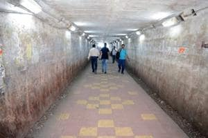 Two days after Thane subway  murder, commuters demand CCTV, SATIS to...