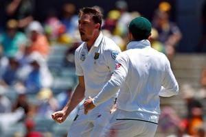 Dale Steyn joins Hampshire in bid to return to international cricket