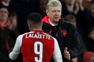 Arsenal FC cruised to a 4-1 triumph over the CSKA Moscow in their...