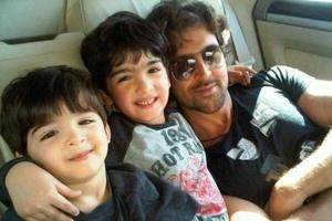 This is why Hrithik Roshan is Bollywood's best father
