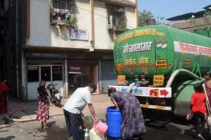 Taps run dry, Panvel locals stare at crisis