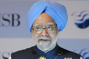 Fight forces that stop India from going forward: Manmohan Singh