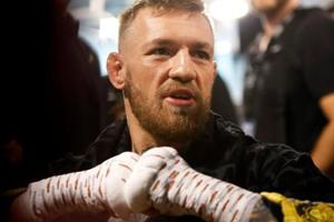 UFC superstar Conor McGregor charged with assault in New York after...