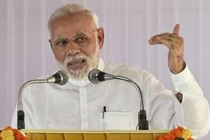 PM Modi says BJP MPs will fast on April 12 to protest Parliament...