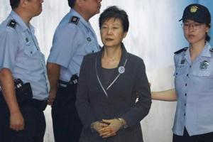 South Korea's former president Park jailed for 24 years over...