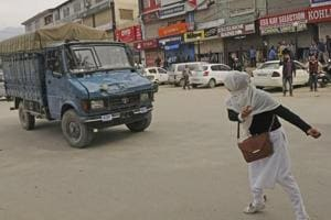 Restrictions imposed in Kashmir amid protest call by separatists