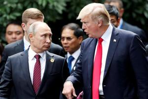 Donald Trump punishes Russian oligarchs, 17 govt officials with more...