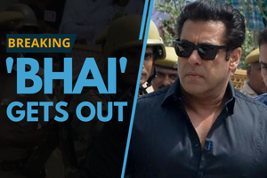 'Bhai' is getting out. Salman Khan is expected to be leaving his...