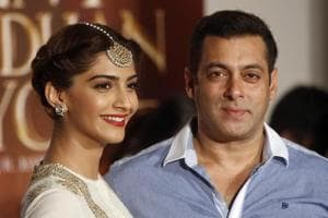 Sonam Kapoor and more show support for Salman Khan on social media
