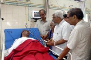 Clashes between TMC, Oppn supporters over panchayat polls rock Bengal