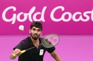 2018 Commonwealth Games: Kidambi Srikanth leads India to badminton...