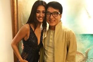 Read Disha Patani's message for co-star Jackie Chan on his 64th...