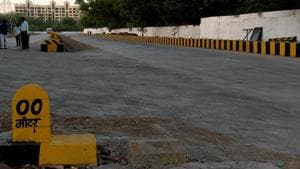 None of the four regional transport offices (RTO) in the city are ready with the 250-metre brake test tracks required to conduct vehicle fitness tests.
