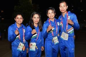 2018 Commonwealth Games: MCMary Kom starts campaign for elusive medal