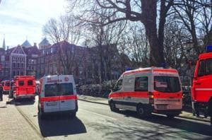 Muenster LIVE:Driver of van that plowed into a group killed himself,...