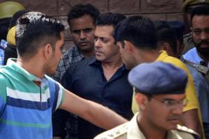 Judge who reserved Salman Khan's bail plea hearing  transferred
